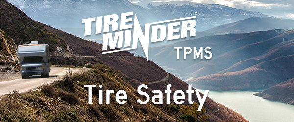 TireMinder TPMS - Tire Safety
